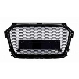 Calandre NOIRE Audi A1 RS1 2014-2018