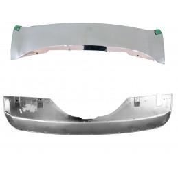 Protection de pare-chocs chrome BMW X5 2013-2018